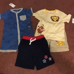 Other - Boys 24/2t summer lot